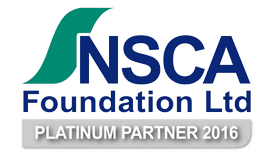 NSCA Foundation Platinum Partner 2016
