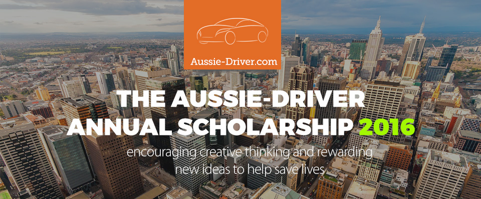 Aussie-Driver Annual Scholarship